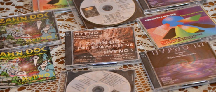 Hypnose-Shop: CD, DVD